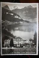 PP - Suisse - HOTL HIRSCHEN - GUNTEN - BE Berne