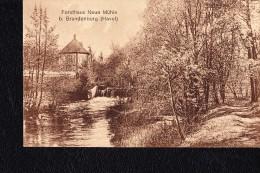 AK Ansichtskarte Von Brandenburg (Havel) Mit Forsthaus Neue Mühle - Brandenburg