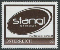 ÖSTERREICH / PM Nr. 8117396 / Stangl - Der Tischler / Postfrisch / ** / MNH