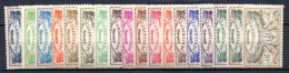 5/ Guadeloupe N° 178 à 196 Neuf XX  , Cote : 16,50 € , Disperse Belle Collection ! - Guadeloupe (1884-1947)