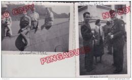Au Plus Rapide Guerre Indochine Février Et Novembre 1952 Haïphong Et Baie D´Along - War, Military