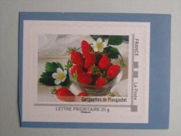 2010_06. Collector Bretagne 2010. Gariguettes De Plougastel. Adhésif Neuf [fruit Agriculture] - Collectors