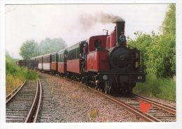 26225-LE-80-Chemin De Fer De La Baie De Somme-Locomotive 130 T Corpet Louver N°1 Des Chemins De Fer De L'Aisne De 1906 - Noyelles-sur-Mer