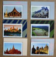 G1 Nations Unies (Genève)  : Patrimoine Mondial. ASIE Du Sud-Est - Unused Stamps