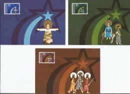 Liechtenstein MK 141 (1996) - Olympic Games - Atlanta 96, USA  Maxicard Set - Verano 1996: Atlanta