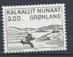 Groënland 1980 N°112 Neuf Aron De Kangeq - Greenland