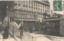 PARIS - Passy, Station Du Métropolitain - Métro Parisien, Gares