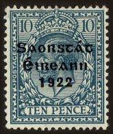 Ireland Scott #54, 1922, Hinged - 1922-37 Stato Libero D'Irlanda