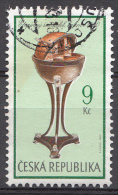Tchéquie 2002  Mi.nr.: 339 Stilmöbel  Oblitérés / Used / Gestempeld - Tchéquie