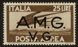 Italy Scott #LNC6, 1947, Hinged - Trieste