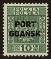 Polish Republic Scott #K26, 1936, Hinged - Ocupaciones