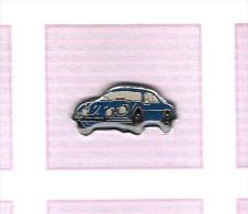 Pin´s  Automobile  PORSCHE  Bleu - Porsche