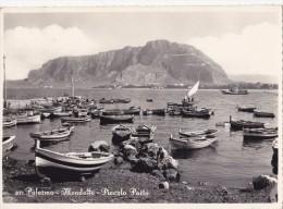 Palermo-Mondetto-Piccolo Porto - Palermo