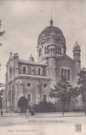 CPA Animée (21)  DIJON La Synagogue N° 14 Judaïsme Juif Jewish - Dijon