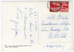 SOMALIA - MOGADISCIO - CORPO DI SICUREZZA - OSPEDALE RAVA / 1955 - Somalia