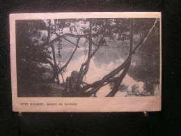 Ap2-n°102/Côte D'Ivoire, Bord De Rivière - Visité L'Afrique Occidentale Française à L'Exposition Coloniale D'Anvers 1931 - Côte-d'Ivoire
