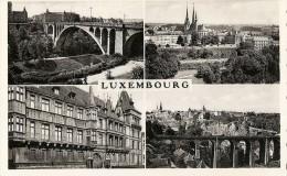 T-LUXEMBOURG-VEDUTINE - Cartoline