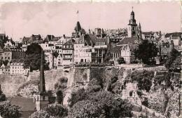 T-LUXEMBOURG-PANORAMA - Cartoline