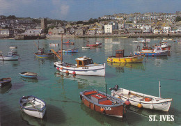 Ph-CPM Angleterre St. Ives ( Cornwall Scilly Isles) From Smeaton's Pier - St.Ives