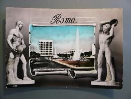Roma - E.U.R. EUR - Viale Della Civiltà Italiana - Viaggiata 1963 - Non Classificati