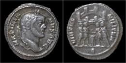 Maximian AR Argenteus - 6. Die Tetrarchie Und Konstantin Der Große (284 / 307)