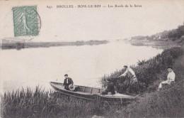897 BROLLES BOIS LE ROI                          Les Bords De La Seine - Autres Communes