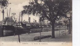 LORIENT - Le Bassin Du Commerce  (GT - C380) Neuve - Non Circulée - Lorient