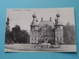 Cruyshautem Le Château ( REPRO Copie / Copy ) - Anno 19?? ( Zie Foto Voor Details ) !! - Kruishoutem