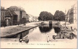 35 RENNES - Canal D'ille Et Rance - Sortie De L'écluse --- - Rennes