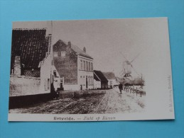 Zicht Op Riemen ERTVELDE ( REPRO Copie / Copy ) - Anno 19?? ( Zie Foto Voor Details ) !! - Evergem