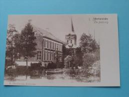 De Pastorij ERTVELDE ( REPRO Copie / Copy ) - Anno 19?? ( Zie Foto Voor Details ) !! - Evergem