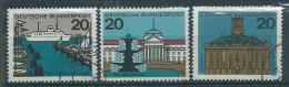 BRD 1964 Usato - Mi.418; 420; 427 - [7] República Federal