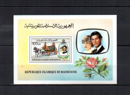 Mauritania   1981  .-   Y&T  Nº   32  Block   ** - Mauritanie (1960-...)