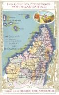 CPA LES COLONIES FRANCAISES MADAGASCAR NORD - Madagascar