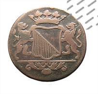 1 Duit - Utrecht - 1754 - Cuivre - TB+ - [ 1] …-1795 : Former Period