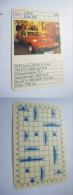 LOTUS ELITE 501  - CARD - Naipes