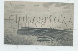 Hyères (83) : Le Port De La Station Thermale De San Salvadour  En 1910 PF. - Hyeres