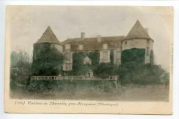 Château De Marsalès Près Monpazier - France