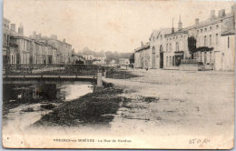 55 FRESNES EN WOEVRE -- La Rue De Verdun Â… - Other Municipalities