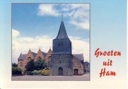 Oostham Kerk O.L.V. Geboorte - Ham