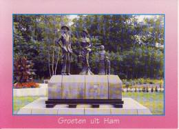 Ham Gezinsmonument - Ham