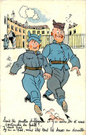 Belle Carte  - Humour Militaire                    AC225 - Humoristiques