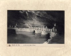 """57496      Belgio,    Grotte  De  Han,  Le  Pont  De La Salle  D""""Armes,    NV - Rochefort"""