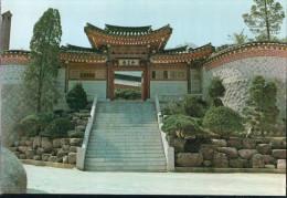 Südkorea - Seoul - Unbekannter Tempel - Korea (Süd)
