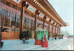 Südkorea - Seoul - Tracht - Korea (Süd)