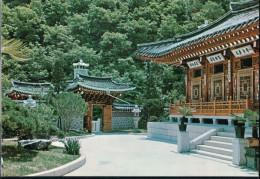 Südkorea - Seoul - Unbekannter Tempel 2 - Korea (Süd)