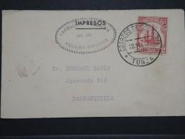 COLOMBIE - Imprimé Commercial En 1938 Pour Barranquilla - A Voir - Lot P14701 - Colombie