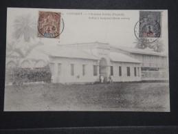 GUINEE FRANCAISE - Conakry - L´ Hopital Ballay - 1906 - Aff. Type Groupe - A Voir - Lot P14707 - Guinée Française