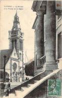 95 - Viarmes - Le Clocher Et Le Perron De La Mairie