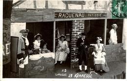 87. HAUTE-VIENNE - LIMOGES. Kermesse De 1912 - Raguenau Patissié. (Qualité Photo). Rare - Limoges